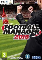 Okładka: Football Manager 2015