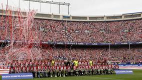 Atletico pożegnało się ze stadionem Vicente Calderon