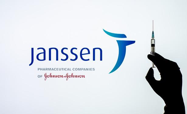 Janssen - szczepionka Johnson & Johnson
