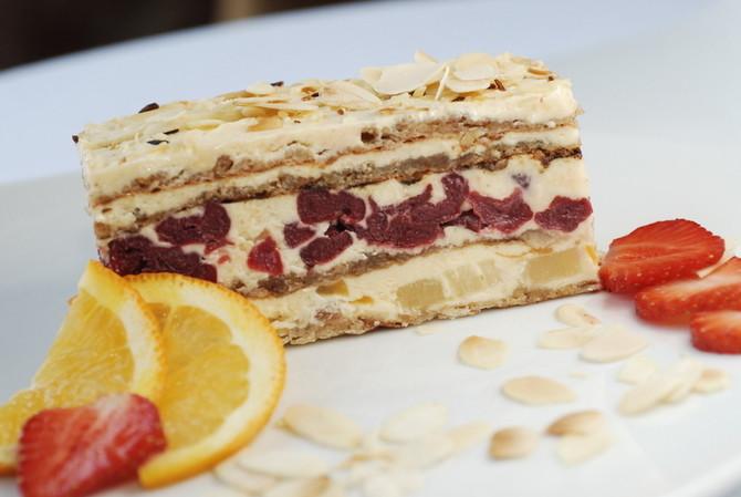 Ovo je torta za koju će vam tražiti parče više.