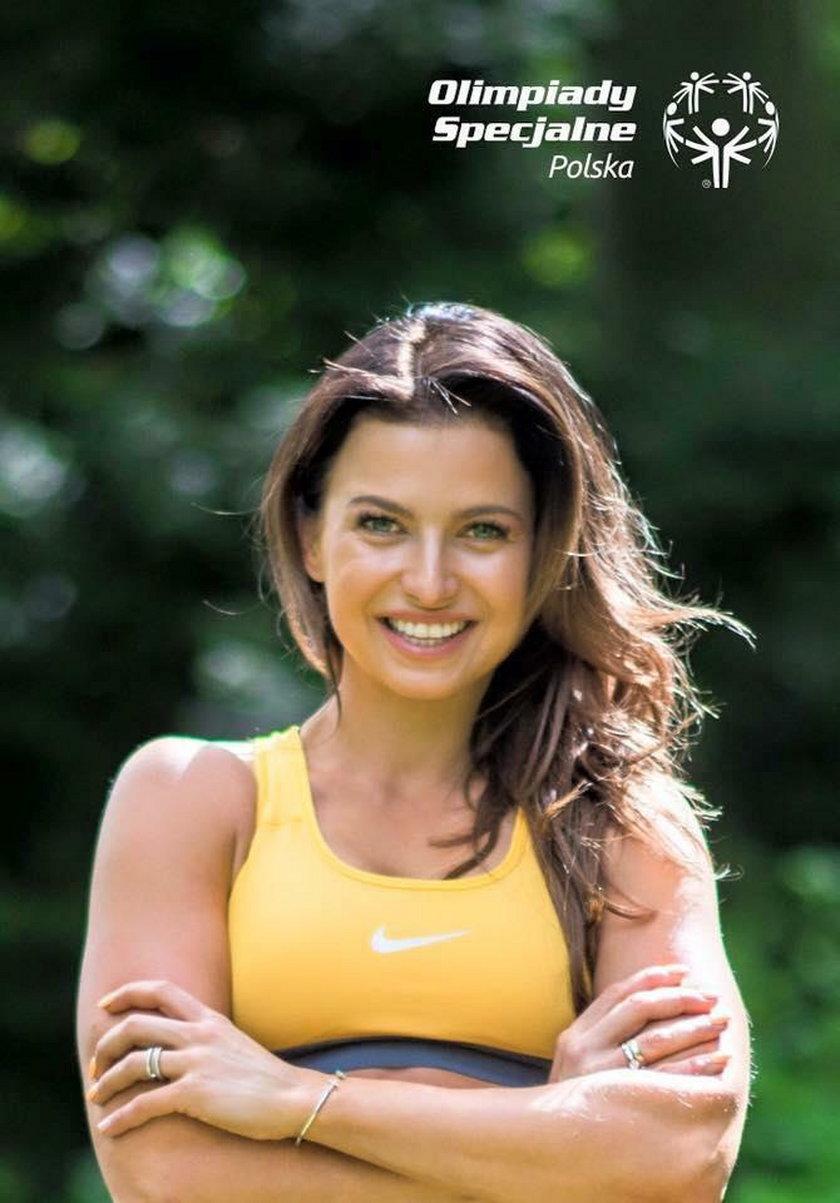 Anna Lewandowska prezesem Komitetu Krajowego Olimpiad Specjalnych