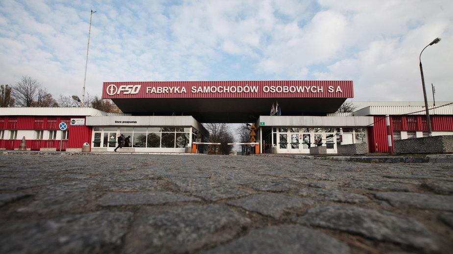 Warszawa, 2010 r. Dawna Fabryka Samochodów Osobowych na Żeraniu