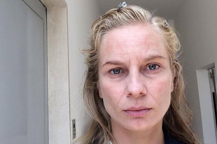 ceda40eb6c8362 Tak Magdalena Cielecka przygotowuje się do roli w nowym filmie