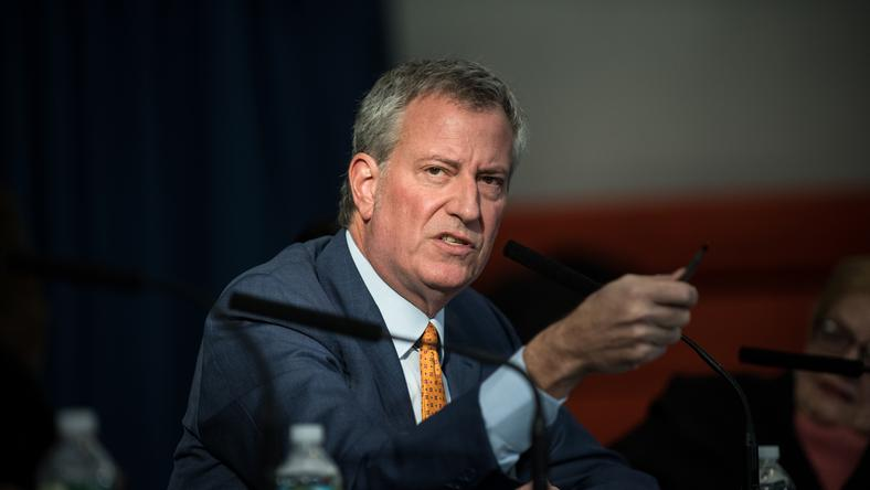 De Blasio Aide Who Was Forced Out Had Been Fired Over Sexual