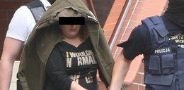 Co matka-morderczyni chłopca z Morąga ma na koszulce?!