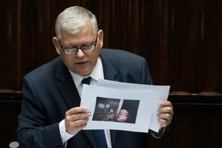 Suski o poparciu Gowina dla prof. Wiącka: To nie jest rozłam