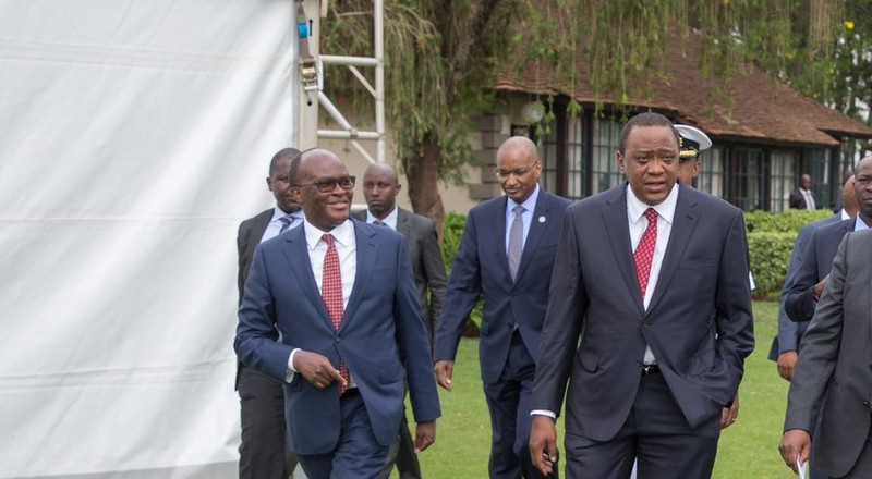 Uhuru at Sagana: Programme shows only pro handshake team allowed to speak