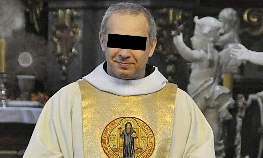 Zakonnik z Tyńca oskarżony o molestowanie