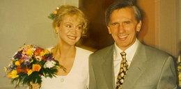 Beata Ścibakówna pochwaliła się wyjątkowym zdjęciem ze ślubu z Janem Englertem. Historia tej miłości jest jak z filmu
