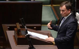 Jaki: Wniosek o odwołanie Ziobry jest szansą na pokazanie jak wiele udało się zrobić w resorcie