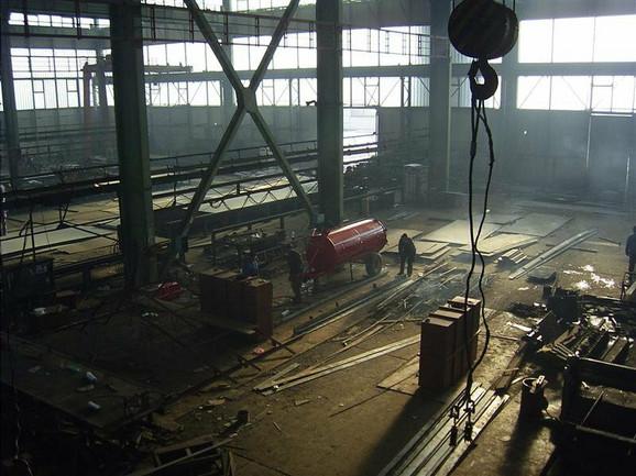 """Brodogradilište """"Sava"""" pre stečaja uspešno preduzeće"""