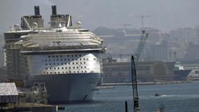 Francja: tragiczny wypadek na największym statku wycieczkowym świata