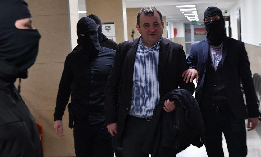 Jest decyzja sądu: Gawłowski zostaje w areszcie!