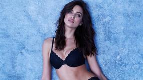 Irina Shayk - seksowna ambasadorka marki Intimissimi. Zobacz jej niesamowite ciało