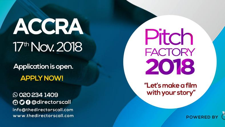 Road to stardom: Pitch Factory 2018 calls for entries from writers