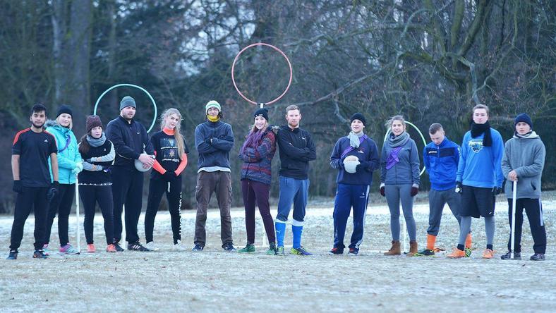 Wrocławska drużyna quidditcha znów szuka chętnych do gry w zespole