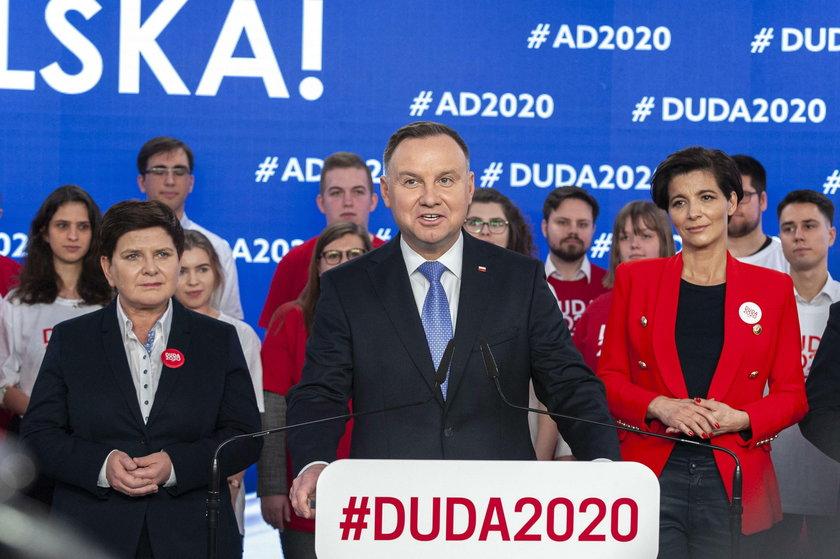 Poseł PiS Bartłomiej Wróblewski ujawnił dane osobowe wyborców Andrzeja Dudy