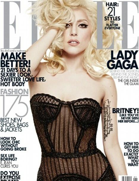 Lady GaGa: Chcę mieć męża i dzieci