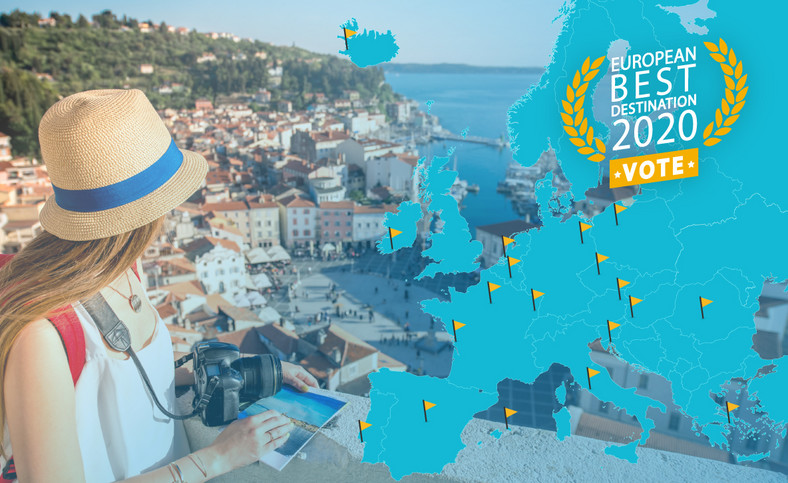European Best Destination 2020