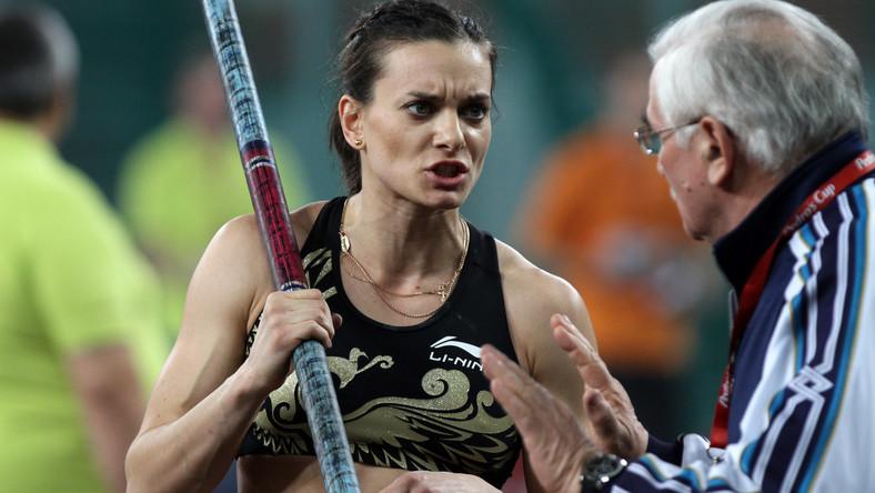 Isinbajewa: Chcę zdobyć złoty medal na igrzyskach