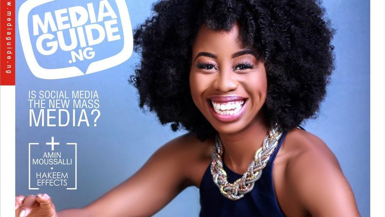 A'rese, winner of The Voice Nigeria covers MediaGuide Magazine
