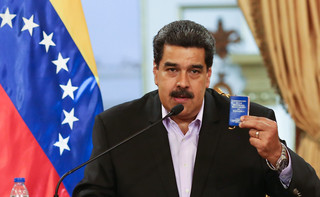 Jeśli Maduro ucieknie, obywatele będą mu wdzięczni [WYWIAD]