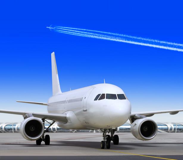 Samolot, turystyka, podróże