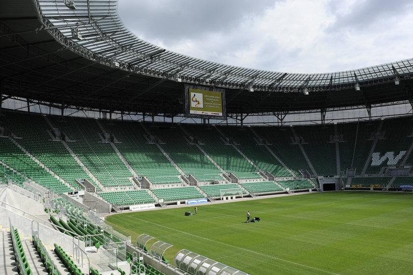 Trybuny Stadionu Miejskiego we Wrocławiu