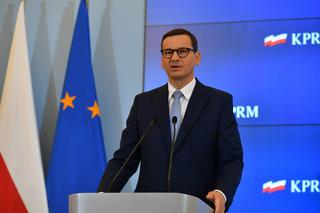 Morawiecki o decyzji ETPC: Zachowujemy się zgodnie z prawem międzynarodowym