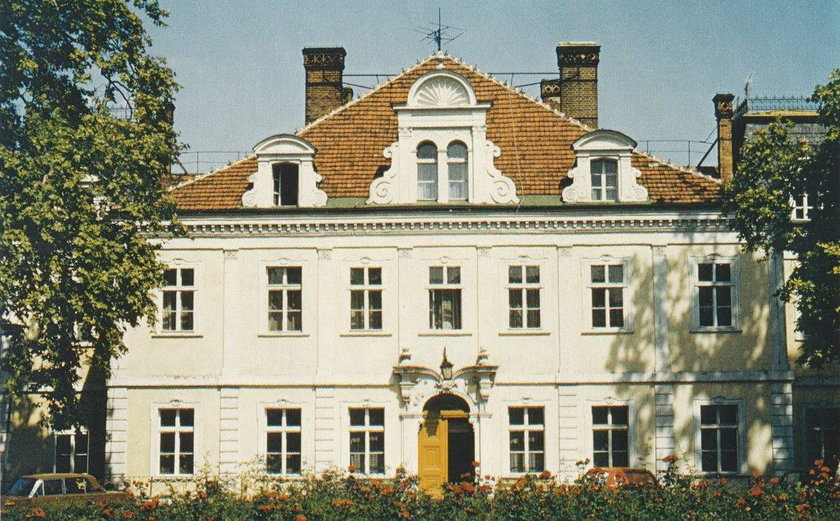 Krzysztof Rutkowski zamieszka w pałacu!