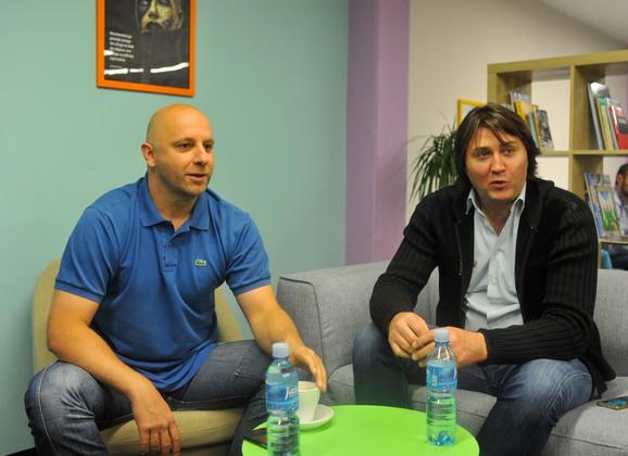 Igor Butulija i Nedeljko Jovanović