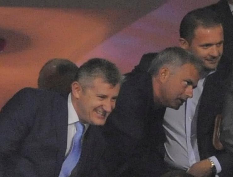 Šuker, Mijatović i Murinjo