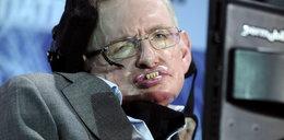 Hawking wskazał datę końca świata