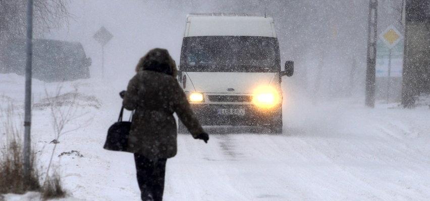 W Polsce przysypało śniegiem! Czy to już atak zimy?