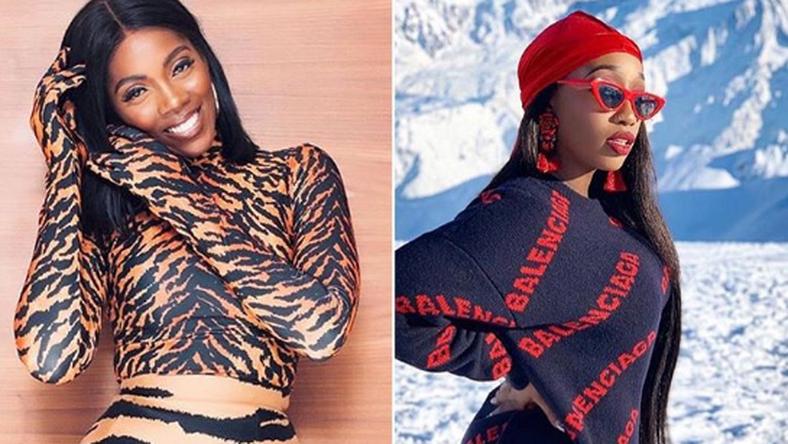 Victoria Kimani aplogises for slut-shaming Tiwa Savage
