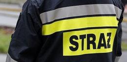 Tragiczny pożar w Brzeszczach