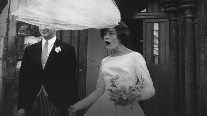 Tak kiedyś wyglądały śluby. Nuda? Ani trochę!