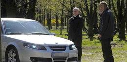 Ktoś strzelał do auta Kaczyńskiego?