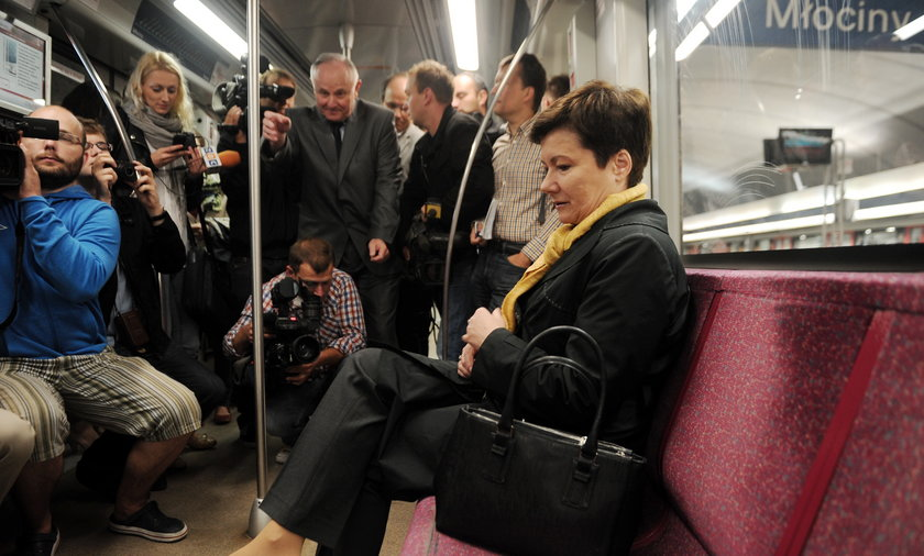 hanna gronkiewicz waltz metro