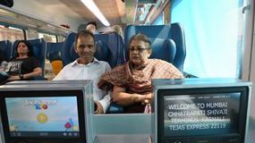 Nowa jakość na indyjskich kolejach - nowoczesne pociągi dla wymagających