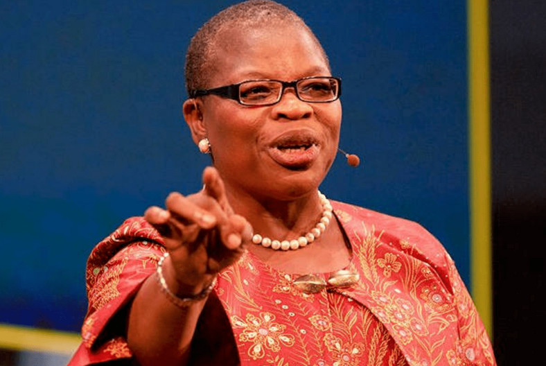 A former minister, Oby Ezekwesili remained on the ballot despite withdrawing from the presidential election weeks ago. She scored a total of 7,223 votes