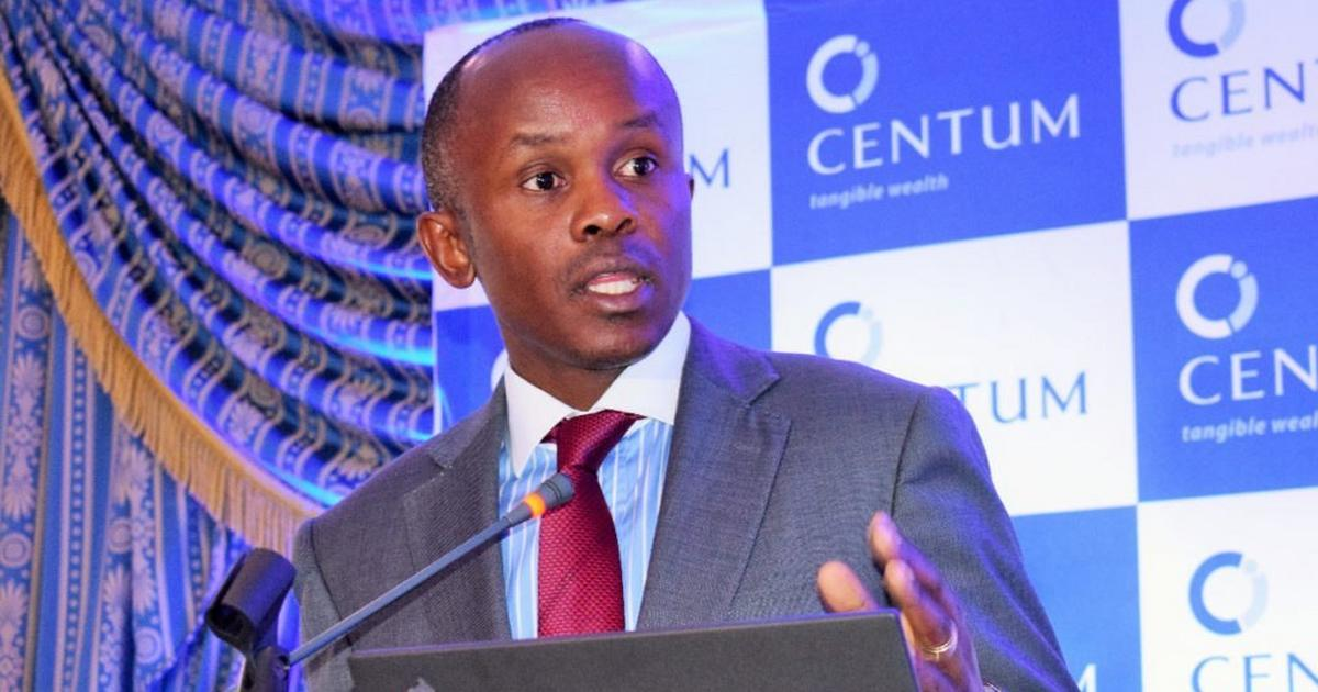 Down the drain: Kenya's investment firm, Centum, burn its fingers with a local drinks business and sinks in a $3.7 million loss