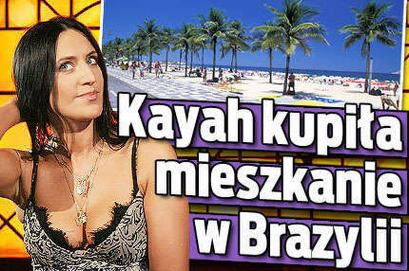Kayah kupiła mieszkanie w Brazylii