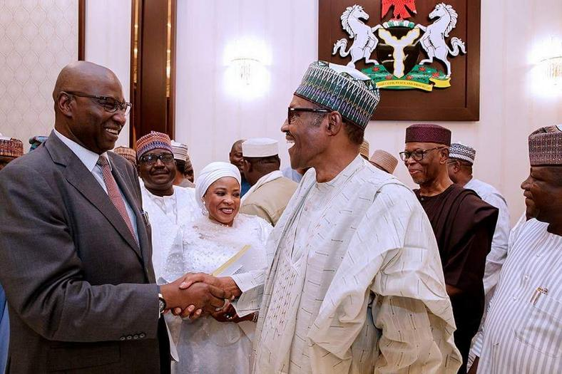 Image result for Buhari to take tough decisions in second term – Boss Mustapha