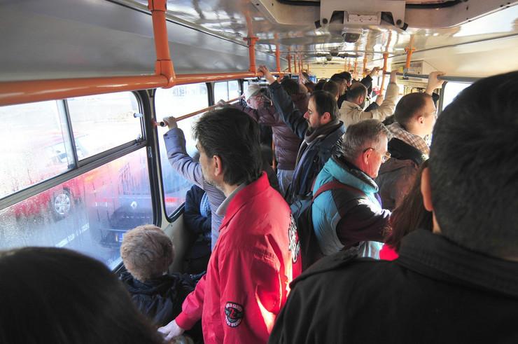 Još uvek se ne zna koliko će karta za gradski prevoz koštati