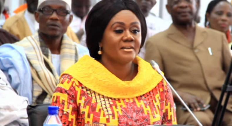 Minister of Tourism, Arts and Culture, Barbara Oteng-Gyasi
