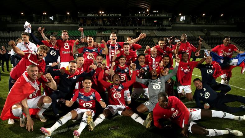 Lille mistrzem Francji