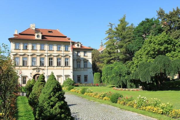 Polska ambasada w czeskiej Pradze