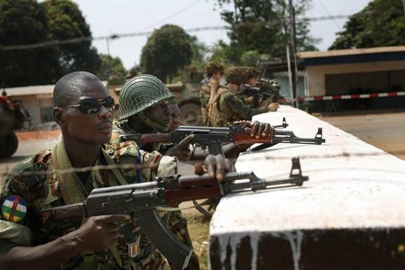 Nasilje u Centralnoafričkoj Republici sve više eskalira