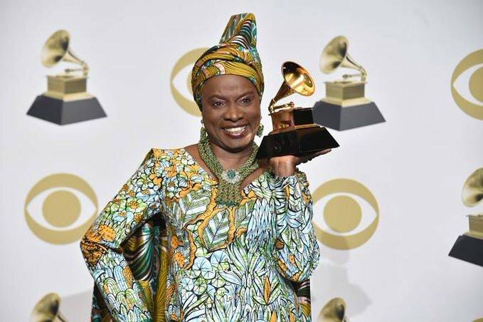 Angelique Kidjo has won her fourth Grammy award (Grammys)